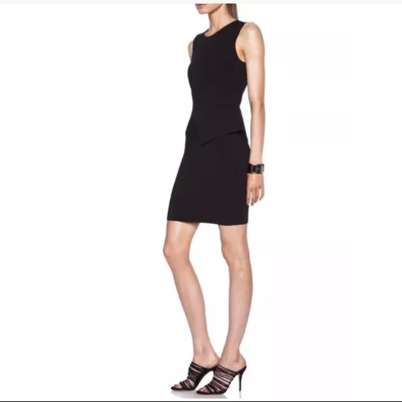 14f45eb4ae834 Alexander Wang Dresses   Skirts - ALEXANDER WANG Classic Black Sheath Dress  6